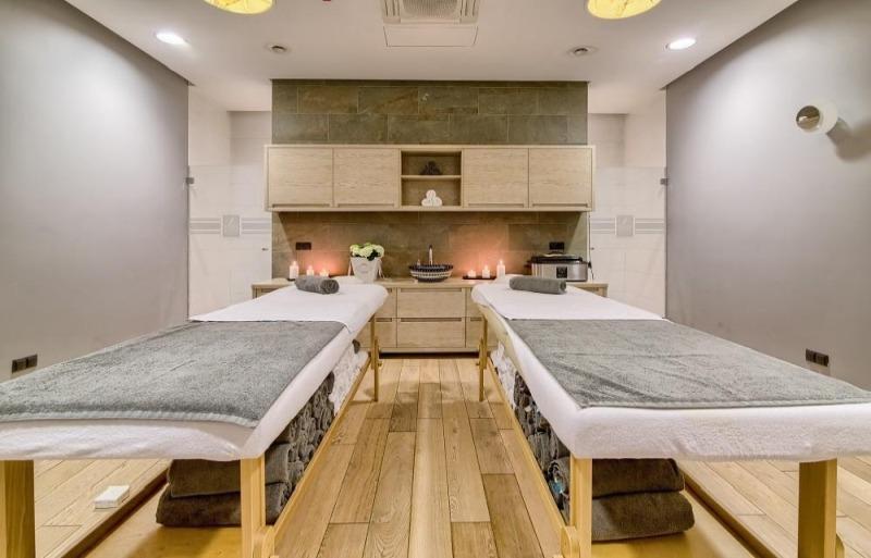 hotele spa gabinet masażu