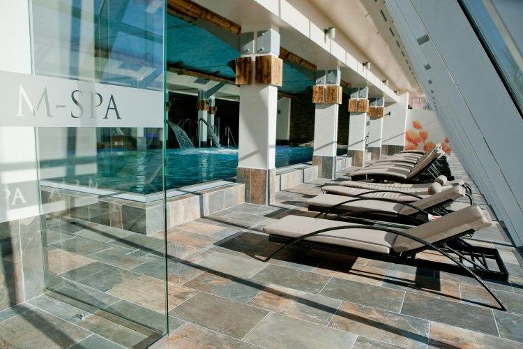 hotel spa strefa wellness