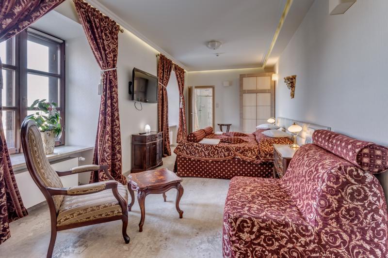 hotel SPA Manor pokój