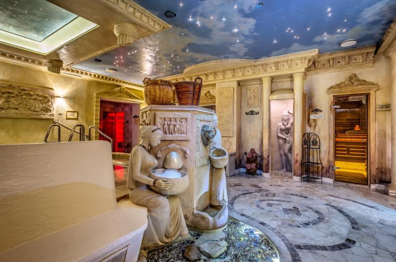 najlepsze hotele SPA sauna