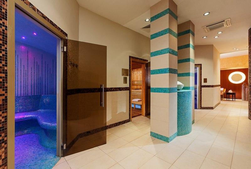 najlepsze hotele spa sauny