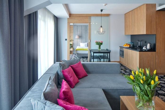 hotel spa apartament