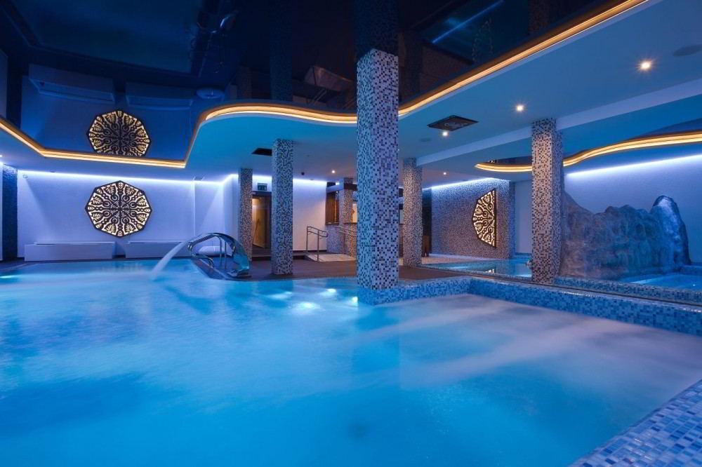 hotel spa basen