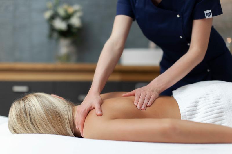 hotele SPA masaż