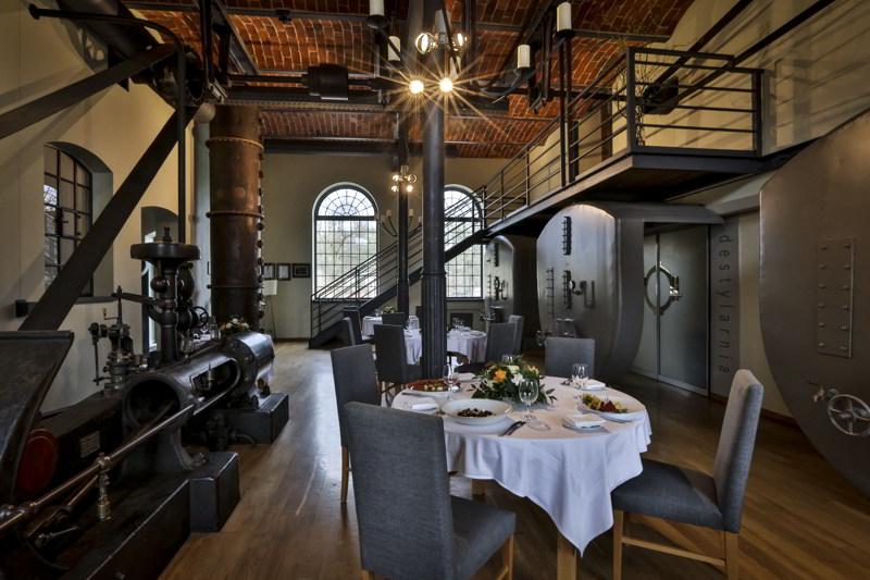 hotel spa restauracja