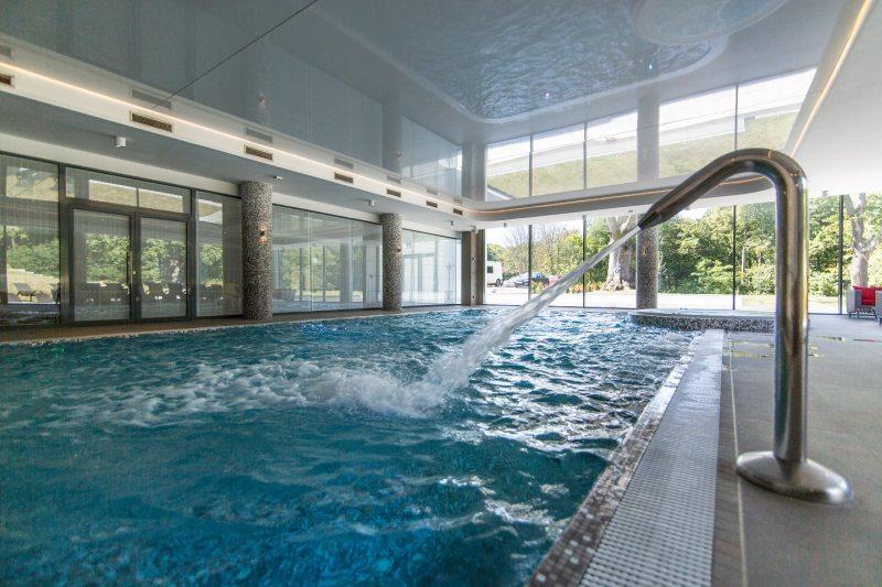 najlepsze hotele spa basen