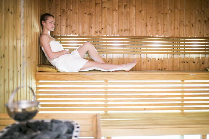 hotele spa sauna