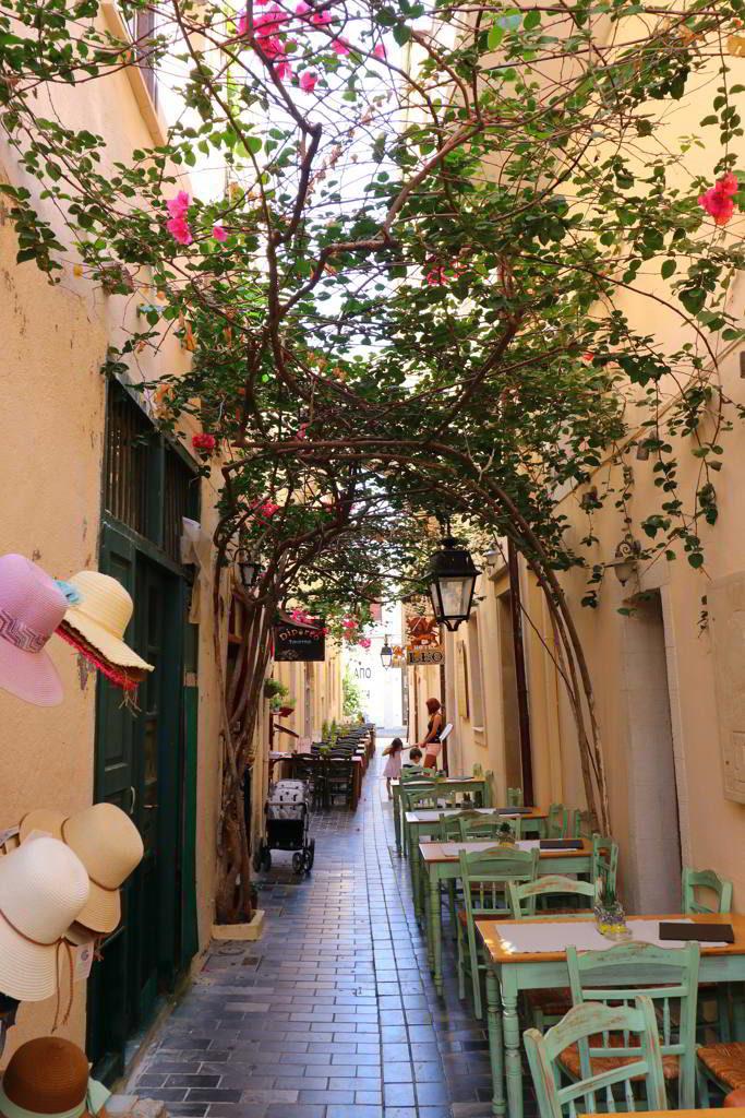 najpiękniejsze miasta na Krecie