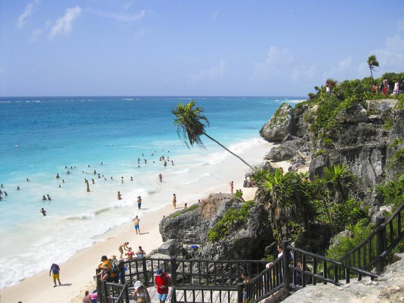 wakacje w zimie meksyk