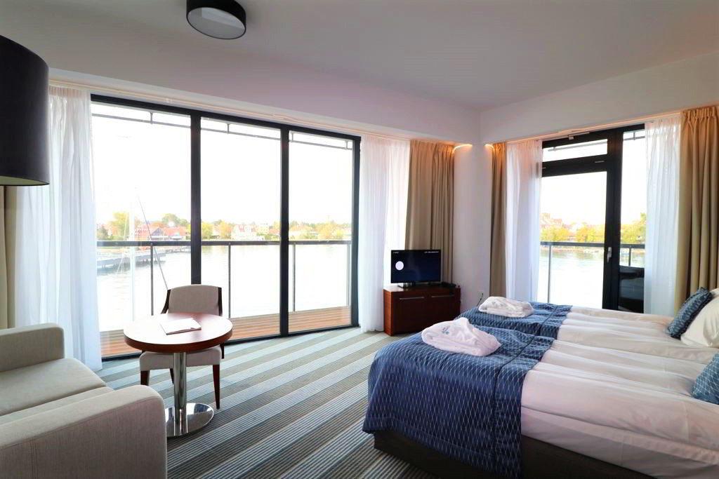 hotel spa w mikołajkach