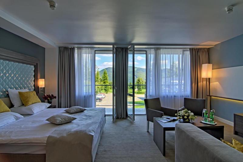 hotele w górach dla rodzin pokój