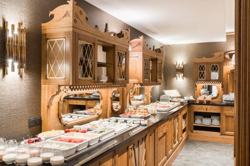 hotele w górach dla rodzin bufet