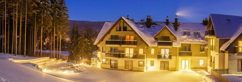 hotel w górach czarny kamień resort