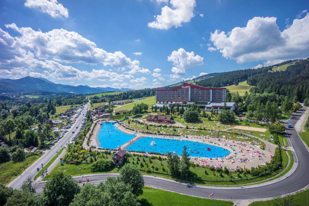 hotel w górach dla rodzin z dziećmi