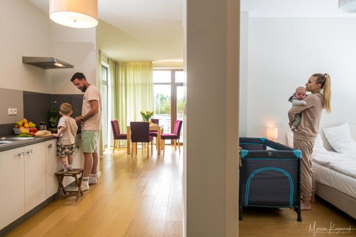 hotel w górach dla rodzin apartament rodzinny