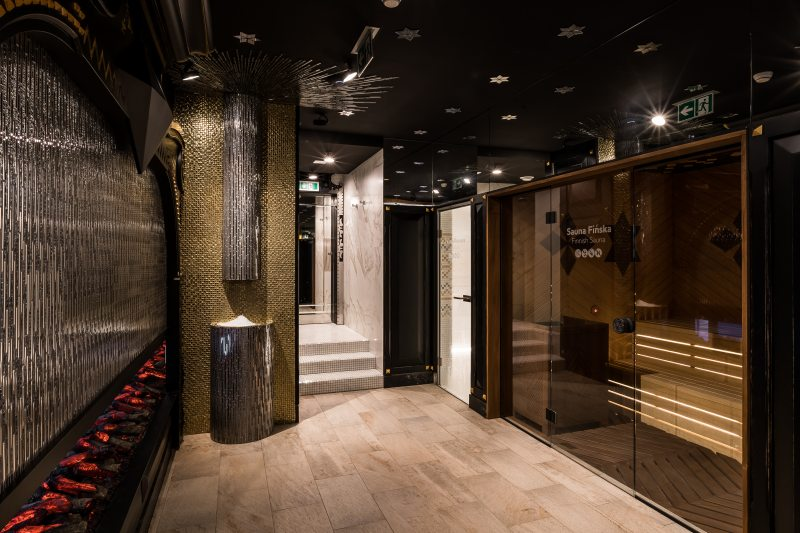 hotele w górach dla rodzin sauna