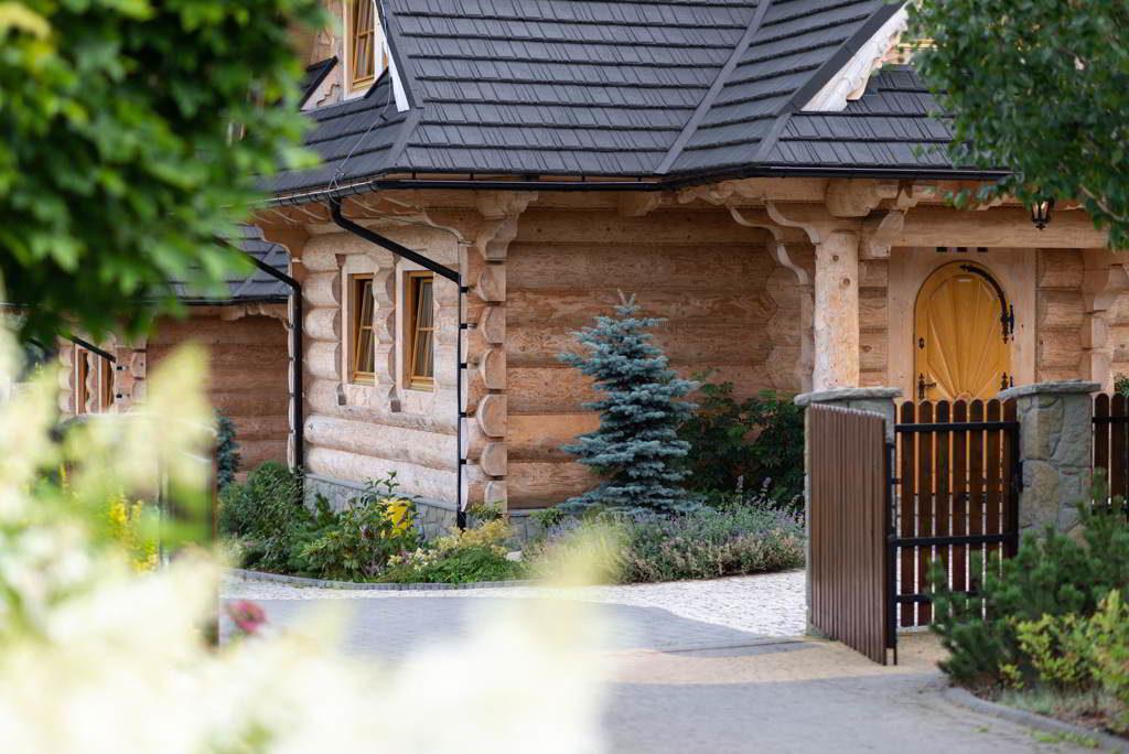 hotele dla rodzin w górach