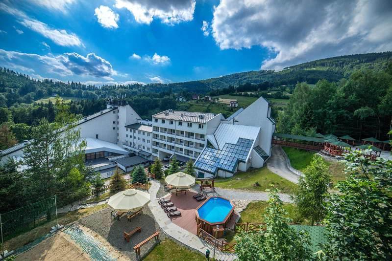 hotel w górach dla dzieci
