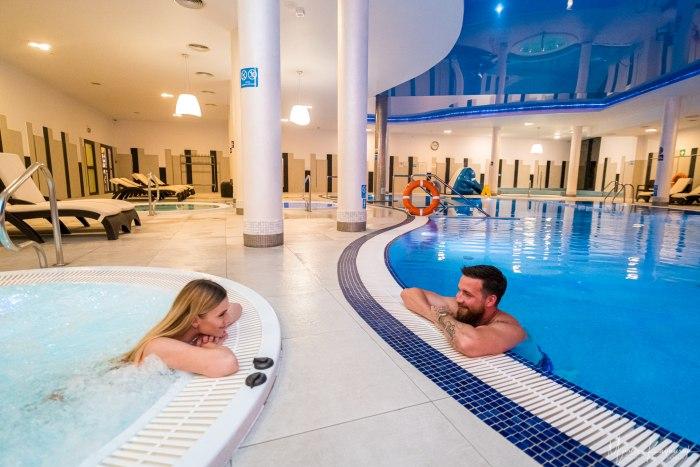 hotele w górach dla rodzin basen