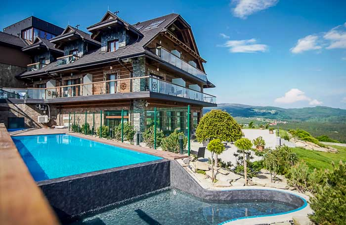 hotele w górach dla rodzin