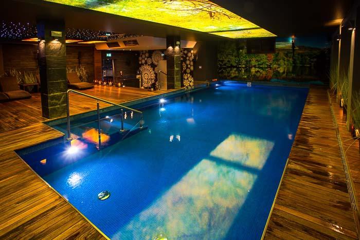 hotel w górach dla dzieci z basenem