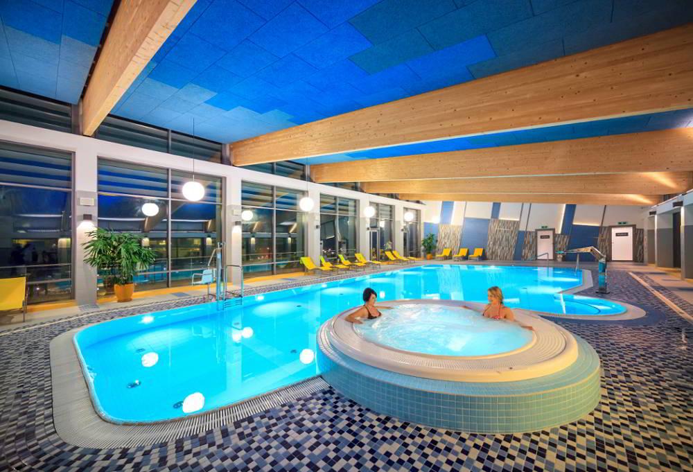 hotel medical spa basen