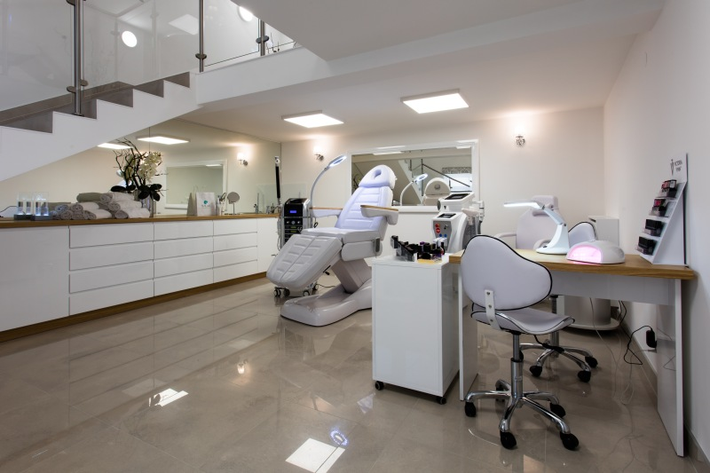 hotel medical SPA Solar gabinet