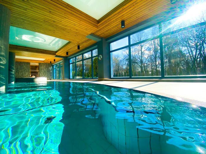 hotele medical spa basen