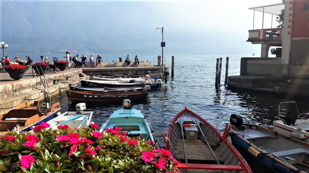najpiekniejsze miasta nad jeziorem garda