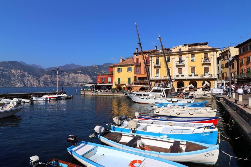 najpiekniejsze miasteczka nad lago di garda