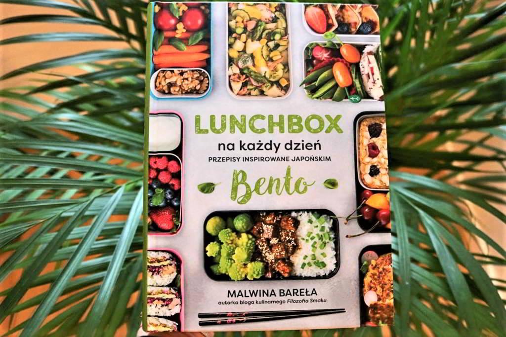 dobra książka lunchbox przepisy na każdy dzień malwina bareła
