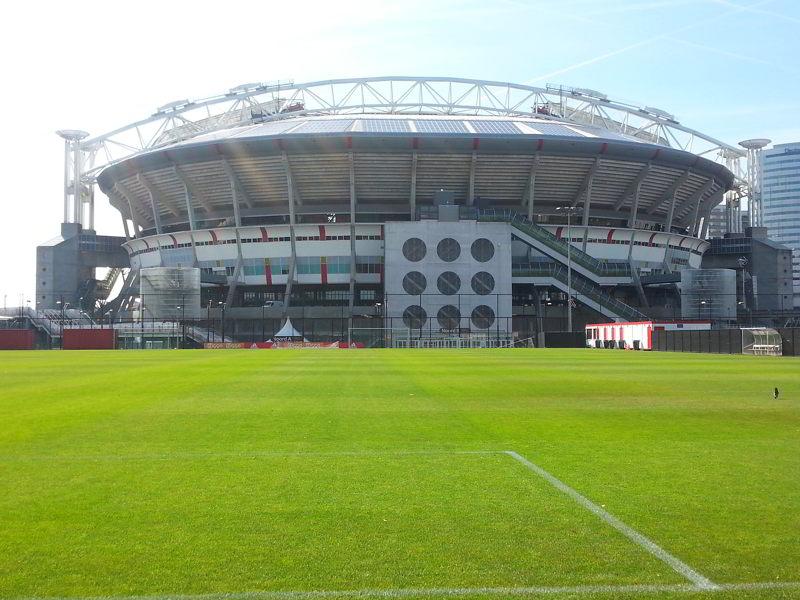 co zobaczyć w Amsterdamie stadion Ajax Amsterdam