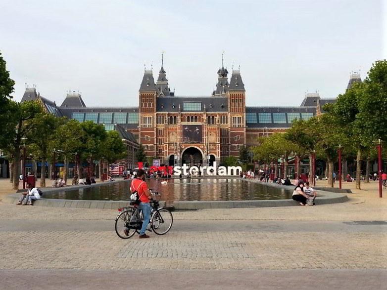 co zobaczyć w Amsterdamie Rijksmuseum