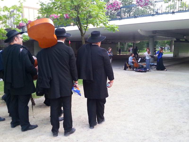 co zobaczyć w amsterdamie vondelpark