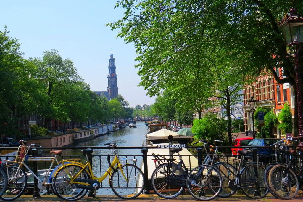co zobaczyć w Amsterdamie kanały