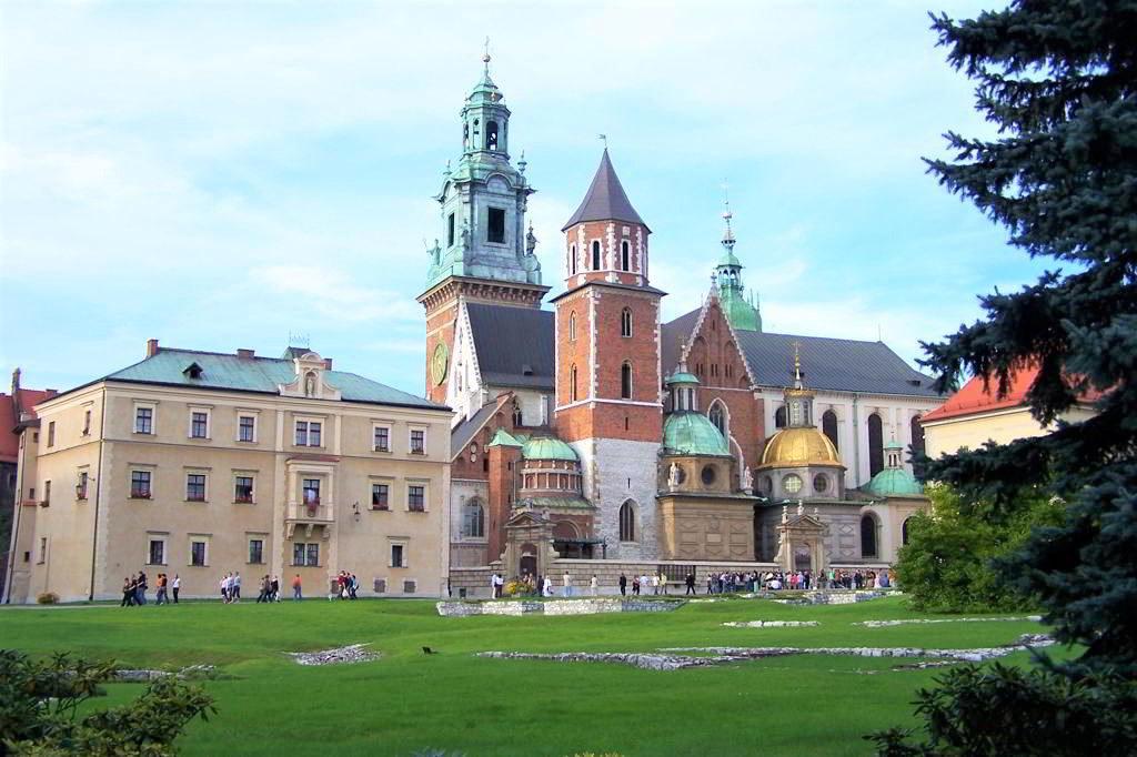 co warto zobaczyć w Krakowie zamek wawel