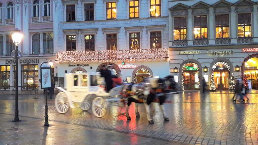 atrakcje Krakowa stare miasto