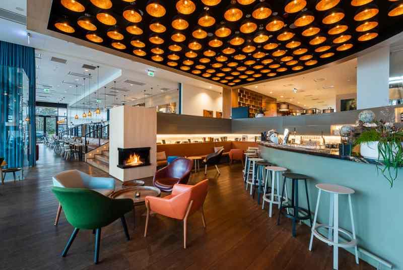 najlepsze hotele nad morzem restauracja