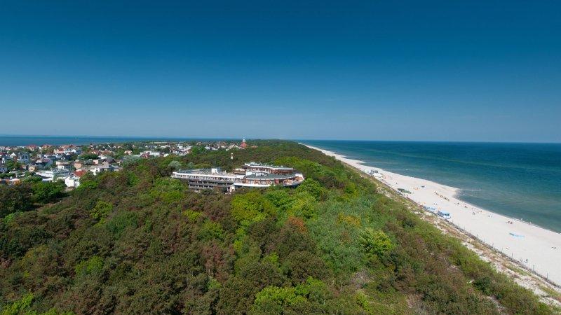 hotel nad morzem dom zdrojowy jastarnia