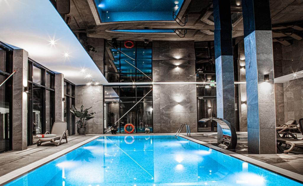 najlepsze hotele nad morzem