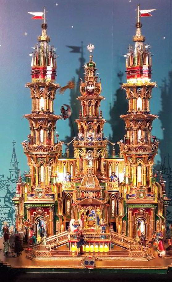 krakow nativity scenes
