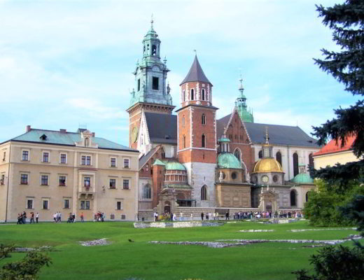 what to see in krakow wawel