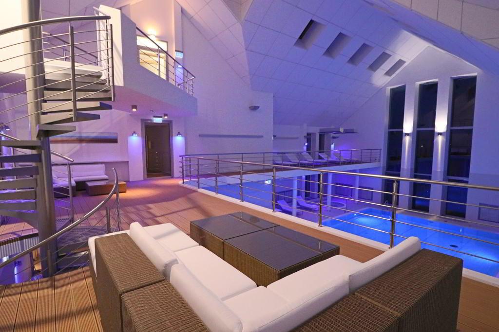 wyjątkowe hotele basen narie resort