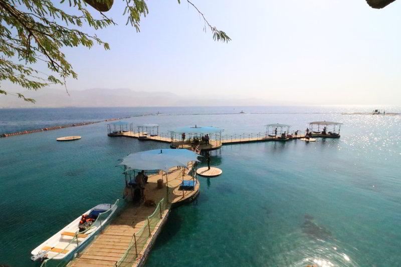 Dolphin Reef platforma widokowa