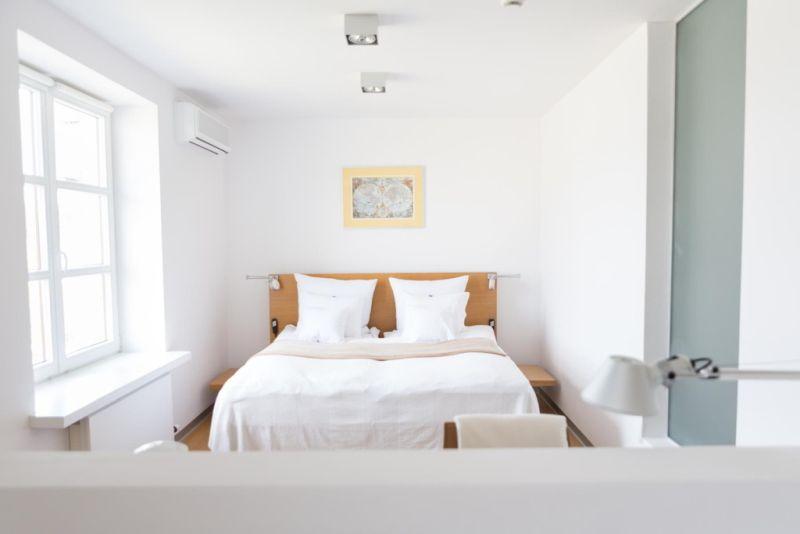 spa na mazurach pokój