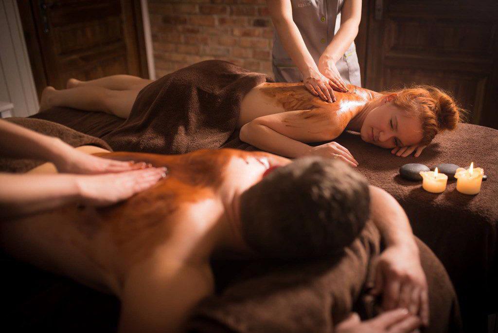 spa mazury masaż