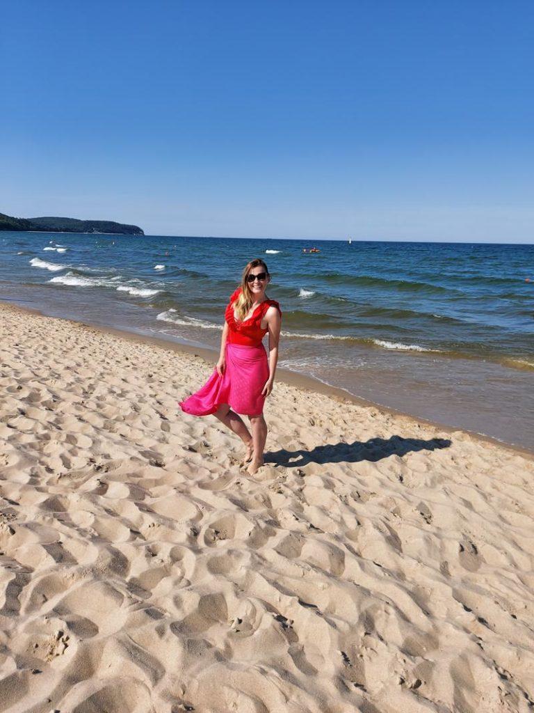 atrakcje Sopotu plaża w Sopocie
