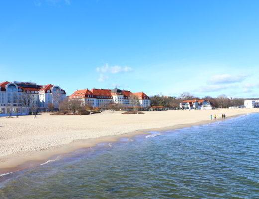 co zobaczyć w Sopocie plaża