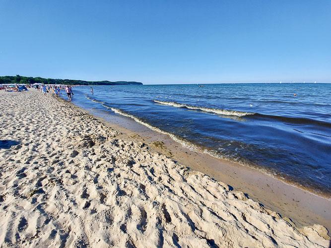 co zobaczyć w Sopocie plaża Sopot