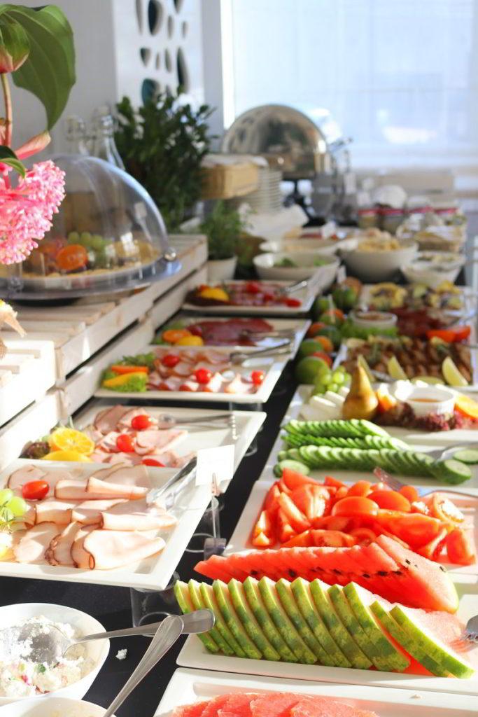 hotel aqua sopot śniadanie